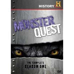 Monsterquest: Complete Season 1 (History Channel) (Steelbook Packaging) (2008)