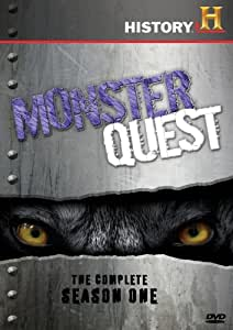 Monsterquest: Complete Season 1 (History Channel) (Steelbook Packaging)