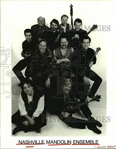 1996 Press Photo Nashville Mandolin Ensemble-Music Group - hcp05955