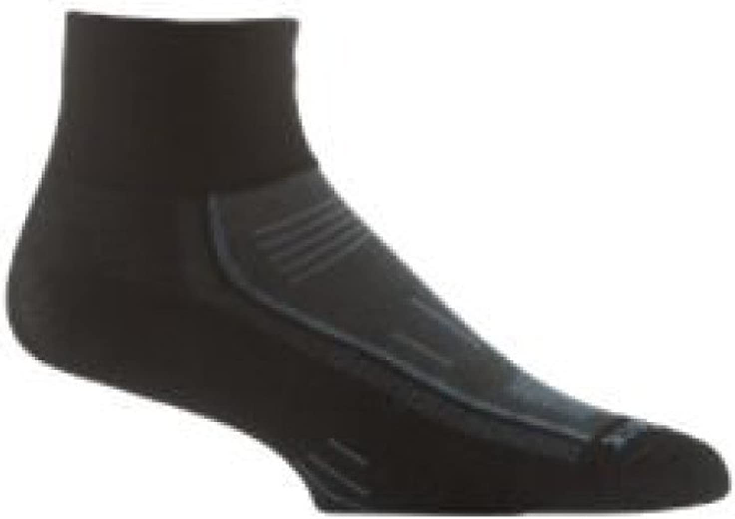 Wrightsock Coolmesh II Crew Sock with a Helicase Sock Ring