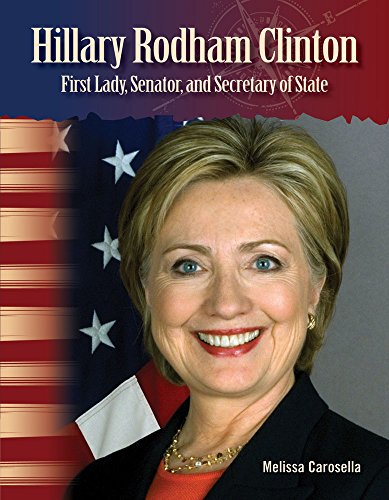 Hillary Rodham Clinton (Social Studies Readers : Focus On)
