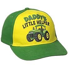 John Deere Boys' Daddys Helper Baseball Cap