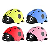 #7: CHICTRY Kids Safety Helmets Boys and Girls Cute Multi-sport Adjustable Bike Helmet for Skateboard Cycling Skate Scooter