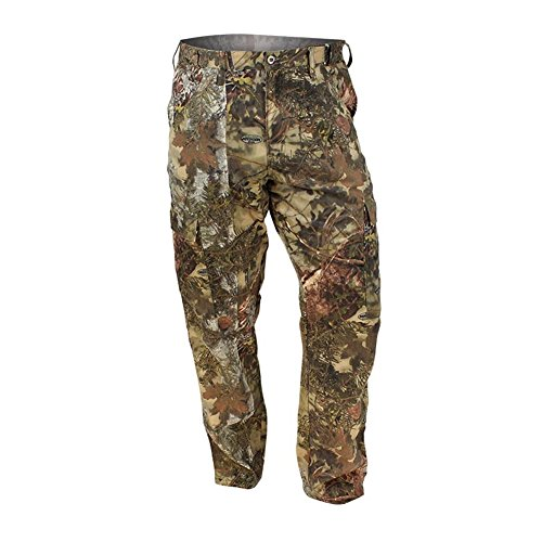 King's Camo Cotton Six Pocket Hunting Pants, Mountain Shadow, Large (Clothing Camo Mens)