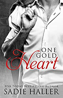 One Gold Heart (Dominant Cord Book 1) by [Haller, Sadie]