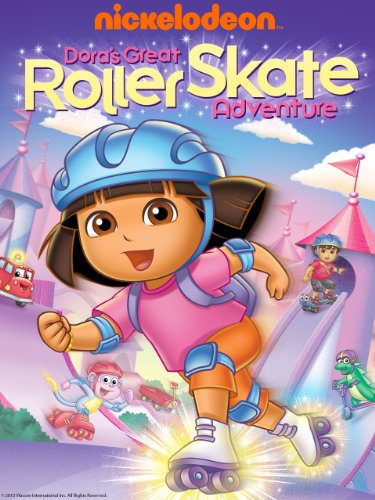 Dora's Great Roller Skate Adventure ()
