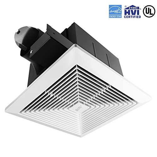 BV Ultra-Quiet 110 CFM, 1.2 Sones Bathroom Ventilation and Exhaust Fan