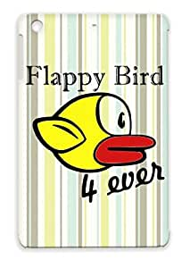 TPU Flappy Bird For Geek Systems Forever Flappybird Bird 4 Case Cover Ipad Mini Anti-scratch Yellow