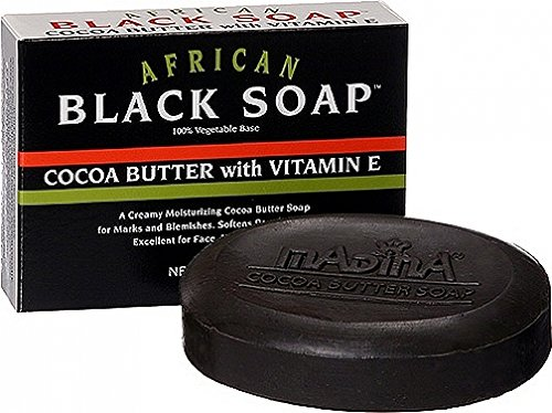 Madina African Black Butter Vitamin product image