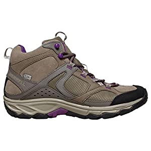 Merrell Daria Mid Women's Waterproof Trail Walking Boots - 6.5 - Brown
