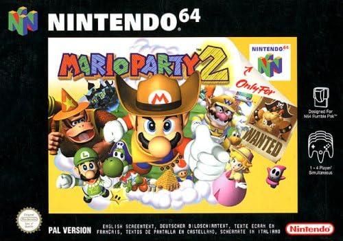 N64 - Mario Party 2: Amazon.es: Videojuegos