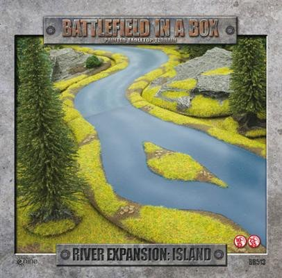 BB513 of Expansion War Island Flames River Brw15Ba