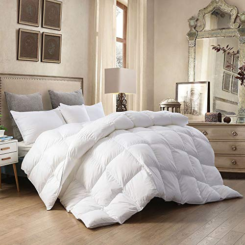 Best Hungarian Goose Down Comforter Review 2019 Pillow