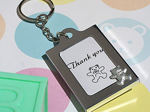 Memorable Moments Teddy Keychain Favors product image
