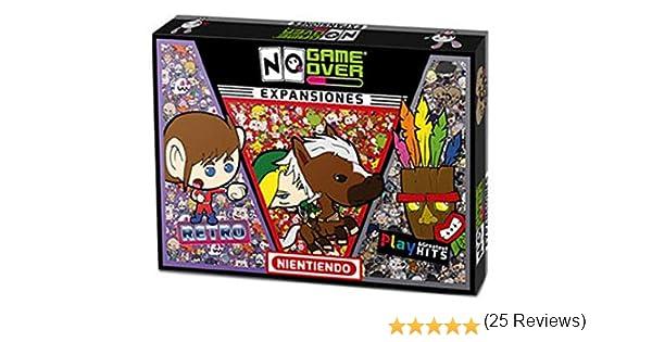 No Game Over- Juego de Mesa 3 Pack Expansiones, Multicolor (0710535488104): Amazon.es: Juguetes y juegos