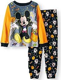 Mickey Mouse Little Boys Toddler Halloween Pajama Set