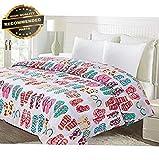 Gatton Premium New Flip Flop Comforter Queen Size   Style Collection Comforter-311012482