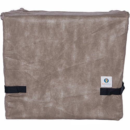 Duck Covers Elite Square Air Conditioner Cover, 26-Inch