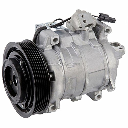 Brand New Premium Quality AC Compressor & A/C Clutch For Honda Accord - BuyAutoParts 60-02446NA New (Compressor Accord)