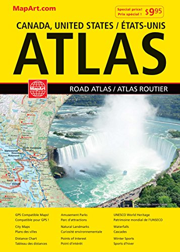 Atlas : Canada, United States, Mexico