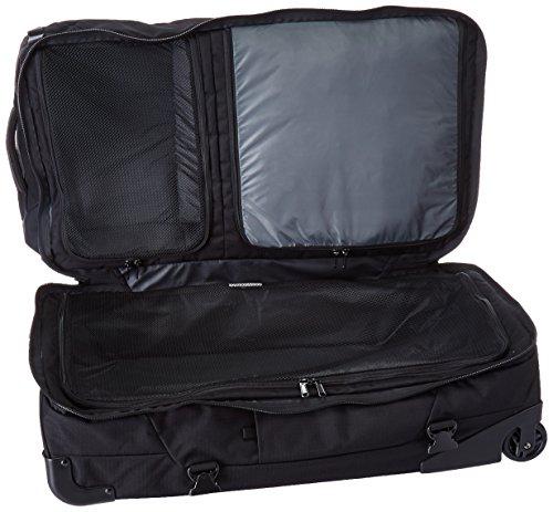 Dakine Herren Split Roller Reisetasche, 110 Liter Black