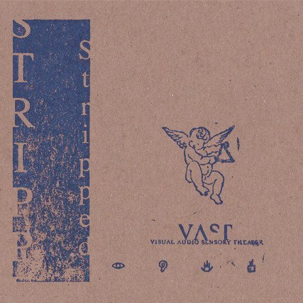 V.A.S.T. Stripped Audio CD [Blue Edition] [3/5]