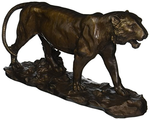 Design Toscano Prowling Tiger Statue