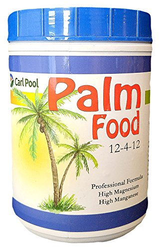 Palm Food 12-4-12 4 Lbs (Best Fertilizer For Coconut Tree)
