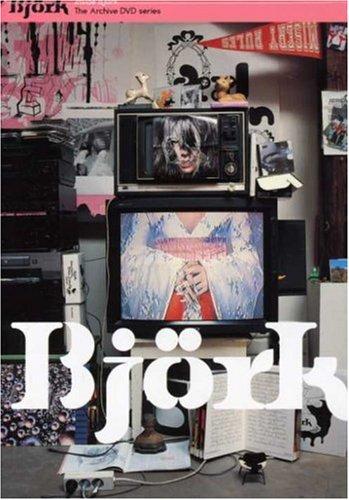 DVD : Bjork - Inside Bjork (DVD)