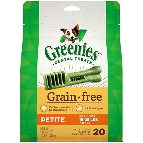 Greenies Grano Libre Dental Dog Treats