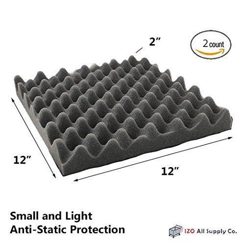 egg crate foam padding - 7