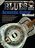 img - for CP69076 - Progressive Blues Acoustic Guitar Method Book/CD book / textbook / text book