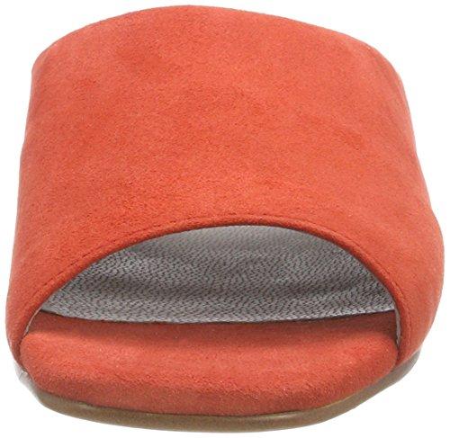 rosso donna Toe Vagabond Open Sandali corallo da Becky OnZBY