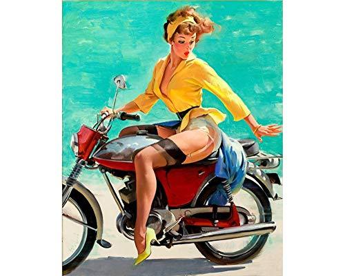 モータースポーツバイク 注意看板メタル金属板レトロブリキ家の装飾プラーク警告サイン安全標識デザイン贈り物