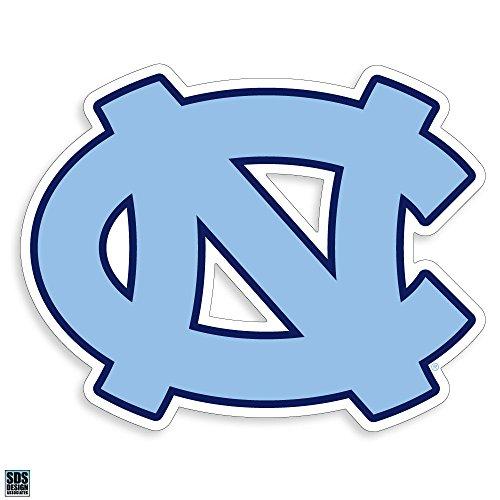 - North Carolina Tarheels Interlock NCAA UNC Logo Magnet (8