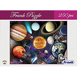Frank in Space 250 Pieces...