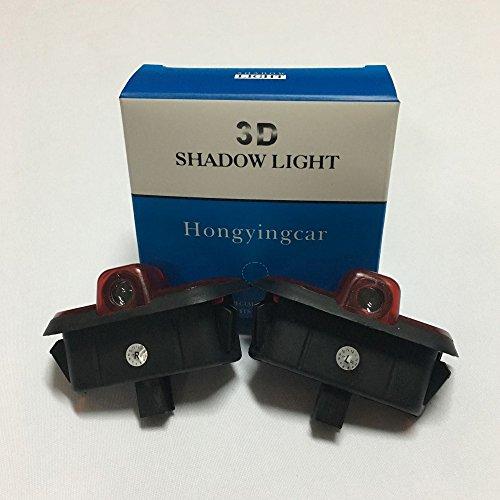 Hongyingcar Car Door LED Logo Light For Mercedes Benz for sale  Delivered anywhere in USA