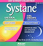 Systane Day & Night Eye Drops Value Pack, Special 4 Pack ( Two 10mL Bottles Each )