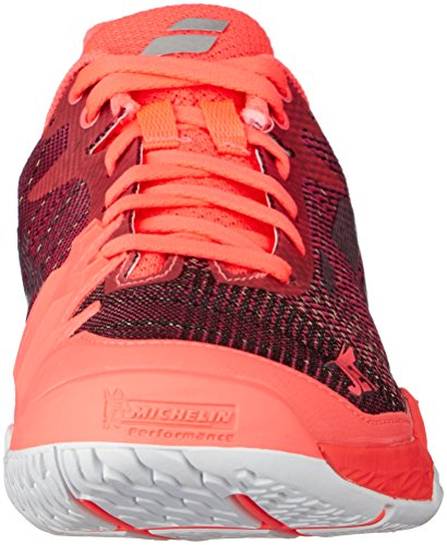 discount collections Babolat Women's Jet Mach II All Court Tennis Shoes Pink outlet locations for sale sale popular clearance the cheapest sIWxp