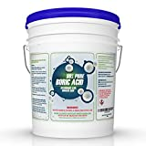 99% Pure BORIC Acid AKA Orthoboric Acid, Boracic Acid (50 Pound Pail)