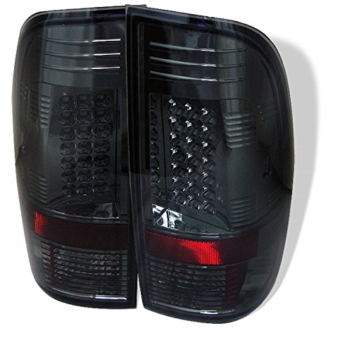 Spyder Auto ALT-YD-FF15097-LED-SM Smoke LED Tail Light