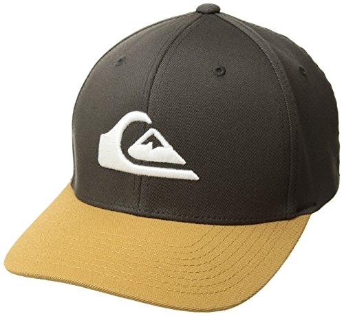Quiksilver Men's Mountain and Wave Hat, Raven, (Quiksilver Mens Mountain Wave)