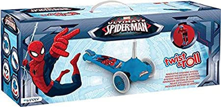 Amazon.com: Spider-Man Mondo Spiderman Twist and Roll ...