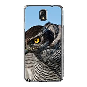Hot Tpu Cover Case For Galaxy/ Note3 Case Cover Skin - Amazing Animals S Pack-2 (9)