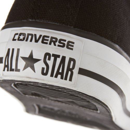 Converse - Chuck Taylor All Star - Basket Montante Au Genou A Imprimé Léopard- Noir - Léopard noir, Toile, 29