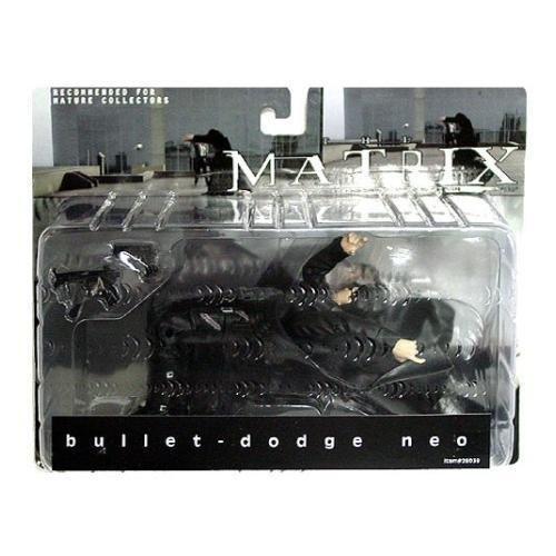 Bullet Dodge Neo Action Figure - 2001 The Matrix, The Film S