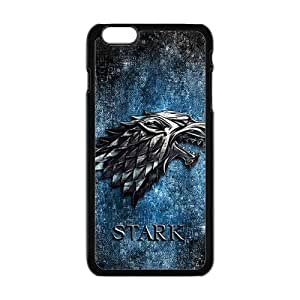 Happy Game Of Thrones Winter Is Coming Cell Phone Case for Iphone 6 Plus