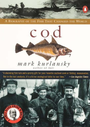 Cod: A Biography Of The Fish That Changed The World (Turtleback School & Library Binding Edition)