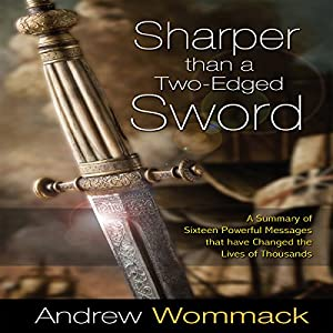 Sharper than a Two-Edged Sword Audiobook