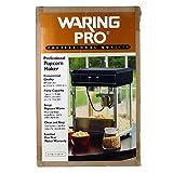 Waring Pro Professional Popcorn Maker Model WPM55BKSA